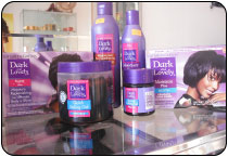Gamme de Soins Capillaires Dark and Lovely
